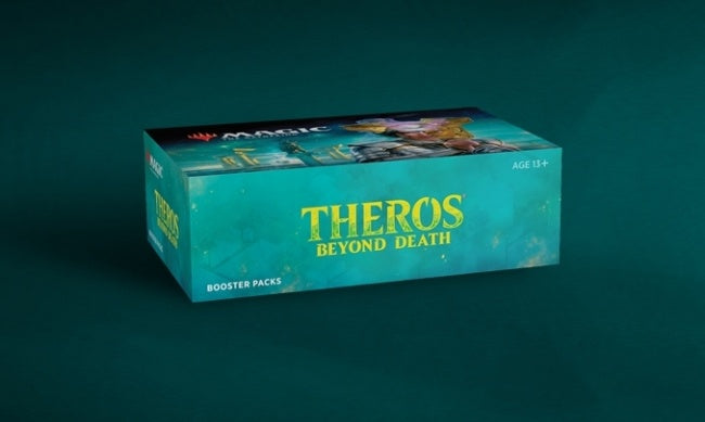 Theros Beyond Death Booster Box - MtG | SKYFOX GAMES
