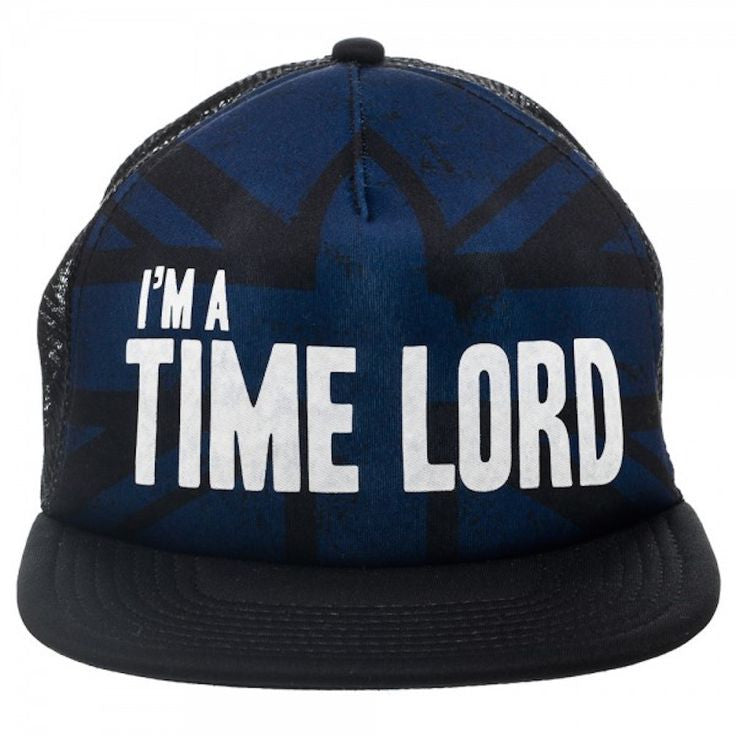 Doctor Who - I'm A Time Lord Snapback | SKYFOX GAMES