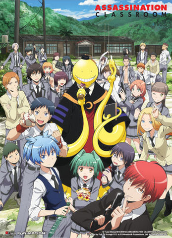 ASSASSINATION CLASSROOM - KEY ART 1 SPECIAL EDITIO