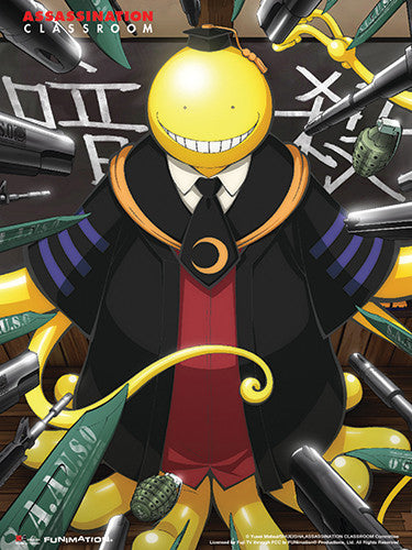 ASSASSINATION CLASSROOM - KEY ART 1 SPECIAL EDITION WALL SCROL | SKYFOX GAMES