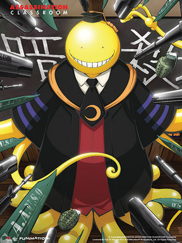 ASSASSINATION CLASSROOM - KEY ART 1 SPECIAL EDITION WALL SCROL