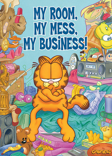 GARFIELD WALLSCROLL | SKYFOX GAMES