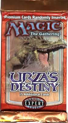 MtG: Urza's Destiny Booster Pack