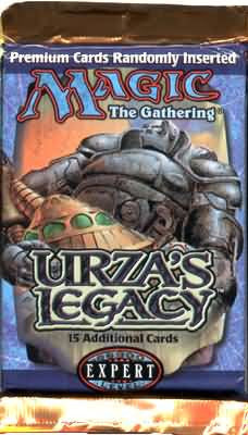 MtG: Urza's Legacy Booster Pack
