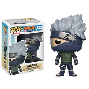 Pop! Animation Naruto Shippuden: Kakashi #182 | SKYFOX GAMES
