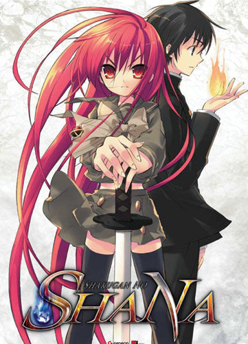 SHAKUGAN NO SHANA FRONTAL WALL SCROLL | SKYFOX GAMES