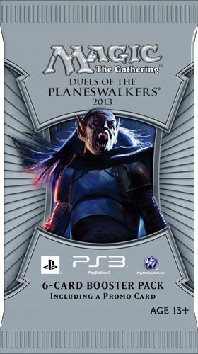 MtG: Duels of the Planeswalkers 2013 - PS3 Booster Pack | SKYFOX GAMES