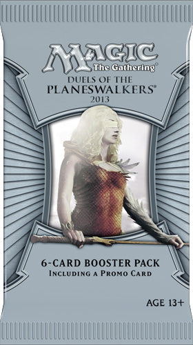 MtG: Duels of the Planeswalkers 2013 - Steam Booster Pack | SKYFOX GAMES