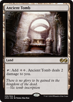 Ancient Tomb (Ultimate Masters FOIL)