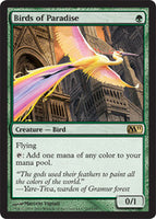 Birds of Paradise	(Core Set 2011 FOIL)