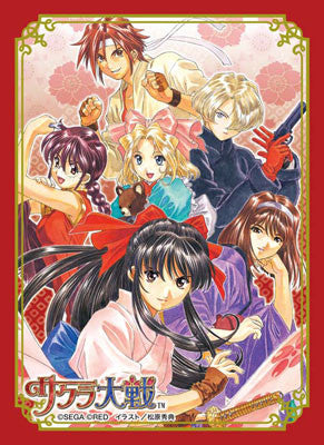 "Character Sleeve Collection - Sakura Wars ""Hanagumi"" Pack 