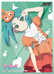 "Chara Sleeve Collection Matte Series ""Tsukimonogatari"" Yotsugi Ononogi (No.MT131) Pack 