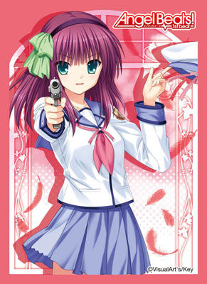 "Character Sleeve Collection - Angel Beats! 1st beat ""Yuri"" Pack 