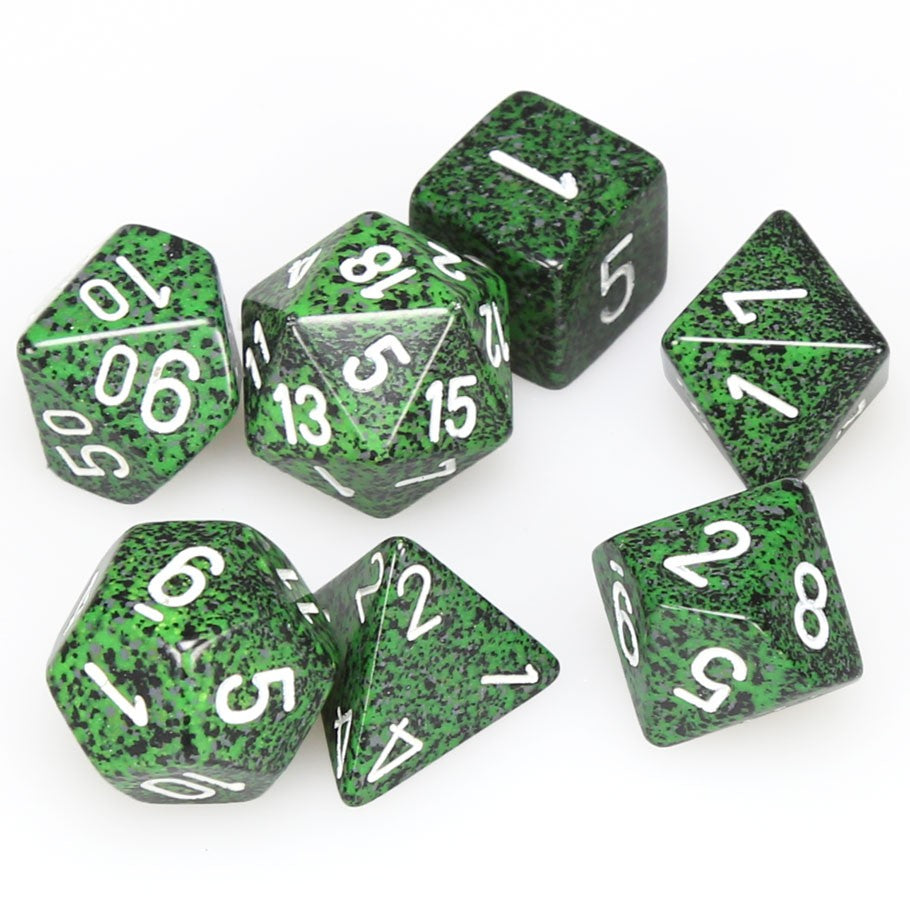 Chessex Speckled - Recon - 7 Dice | SKYFOX GAMES