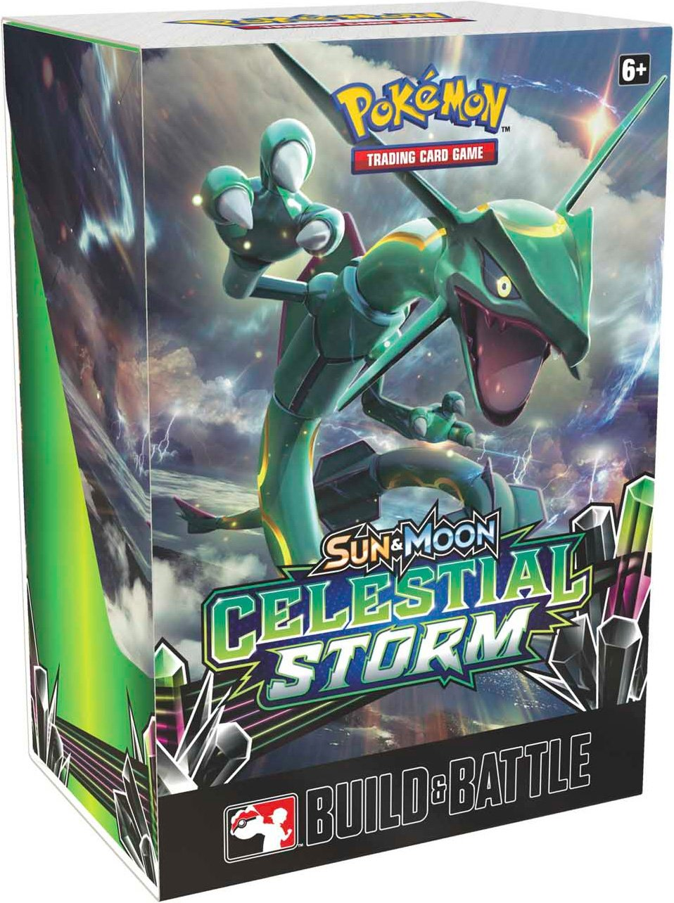 Celestial Storm Build & Battle Kit (Sun & Moon Prerelease Kit) | SKYFOX GAMES