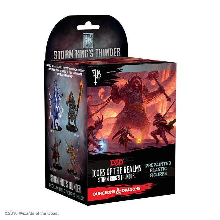 Dungeons and Dragons: Icons of the Realms - Storm King's Thunder Booster | SKYFOX GAMES