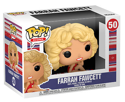 Funko Pop! Farrah Fawcett Pop Icons