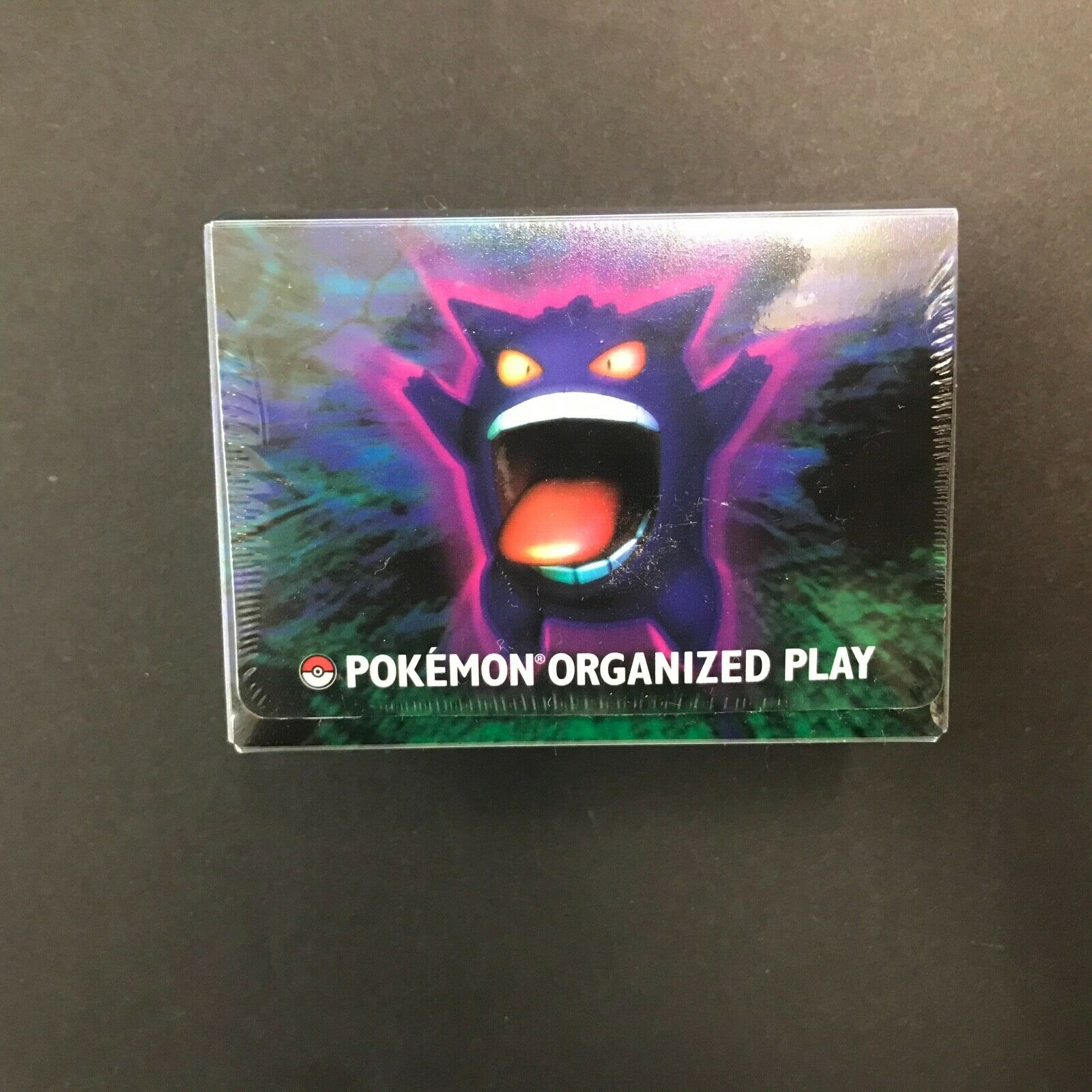 Pokemon Organized Play EX Legend Maker Deck Box - Gengar NEW SEALED | SKYFOX GAMES
