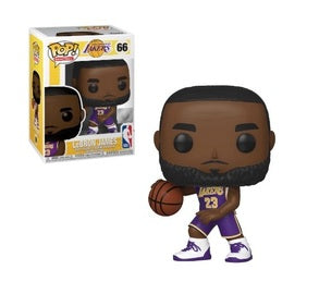Pop! NBA Los Angeles Lakers: Lebron James #66 | SKYFOX GAMES