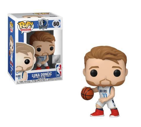 Pop! NBA Dallas Mavericks: Luka Doncic #60 | SKYFOX GAMES