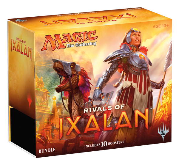 MtG: Rivals of Ixlan bundle