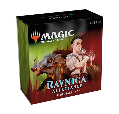 MtG - Ravnica Allegiance Simic guild kit - PREORDER (JAN 25 2019)