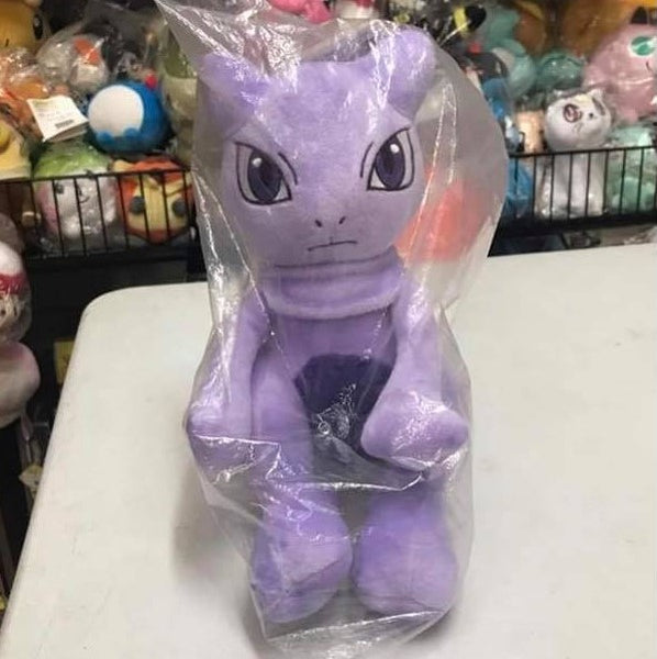 Pokemon Mewtwo Plush