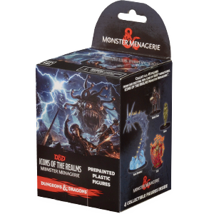 Dungeons and Dragons: Icons of the Realms - Monster Menagerie Booster | SKYFOX GAMES
