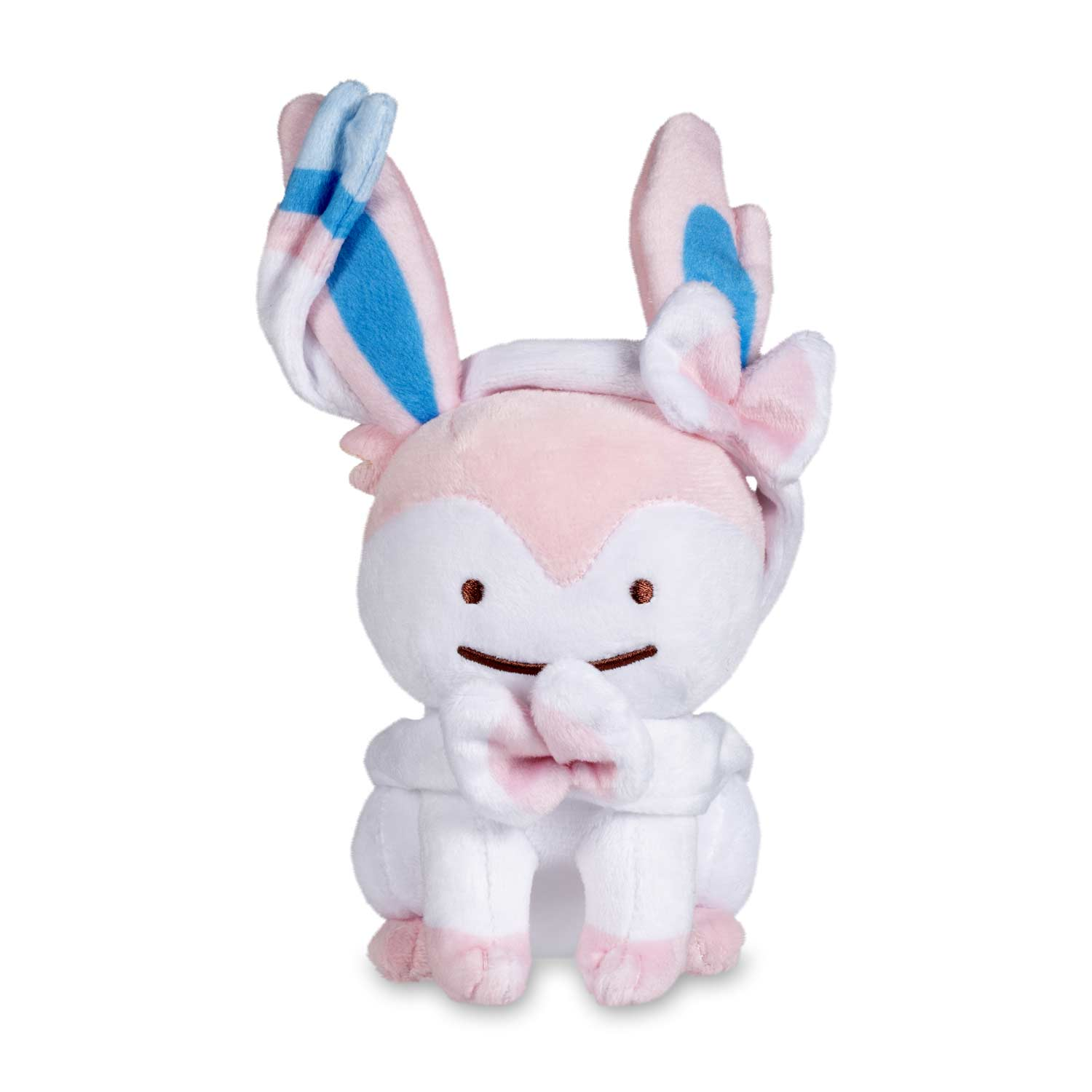 Ditto As Sylveon Plush - 8 In. | SKYFOX GAMES