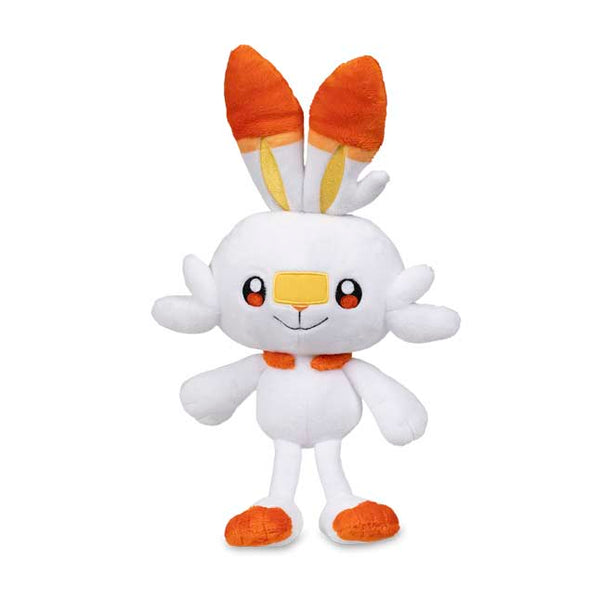 Scorbunny Poké Plush - 11 ¼ In.