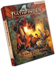 Copy of Pathfinder Core Rule Book (Second Edition) | SKYFOX GAMES