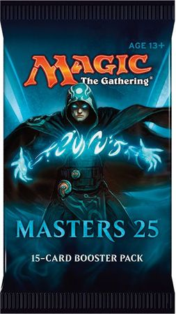 Masters 25 Booster Pack | SKYFOX GAMES