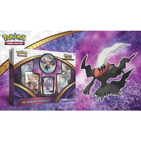 Pokémon - Shining Legends - Shiney Darkrei GX | SKYFOX GAMES