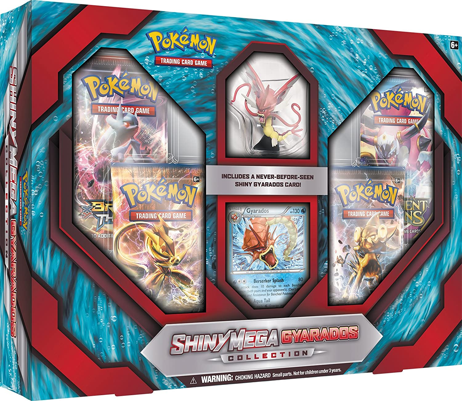 Pokemon - Shiny Mega Gyrados Collection Box | SKYFOX GAMES