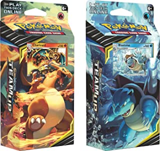 Pokemon: Sun & Moon Theme Deck