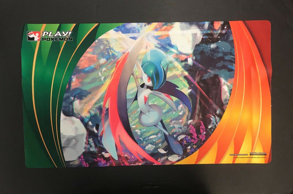 Play! Pokemon TCG Playmat Gallade 2015 Regionals Official Nintendo