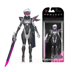 League Of Legends: Project Fiora Figure
