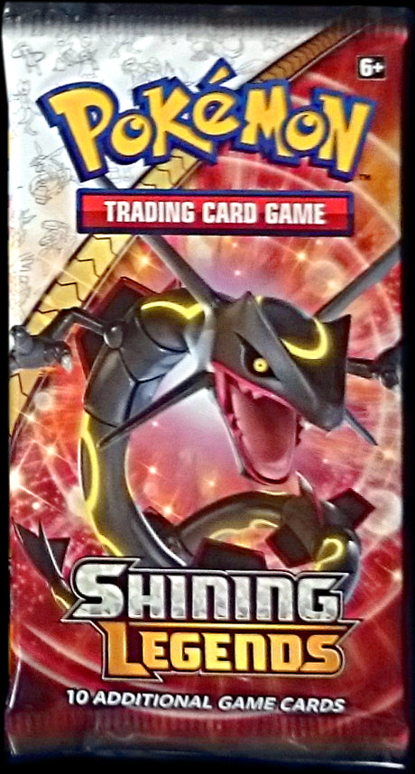 Pokémon: Shining Legends Booster Pack | SKYFOX GAMES