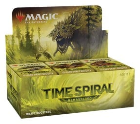 TIME SPIRAL REMASTERED BOOSTER BOX (PRE-ORDER 2021) | SKYFOX GAMES