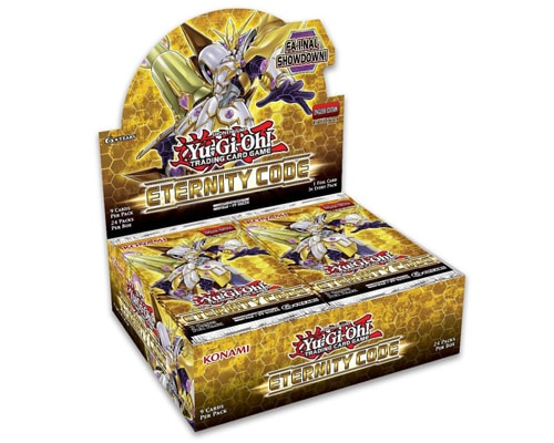 Eternity Code Booster Box | SKYFOX GAMES