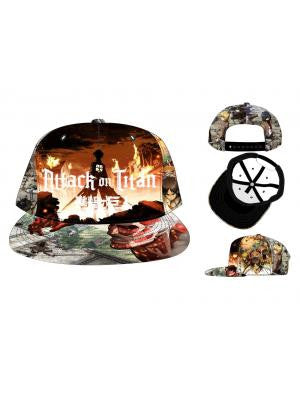 Attack on Titan - Snapback