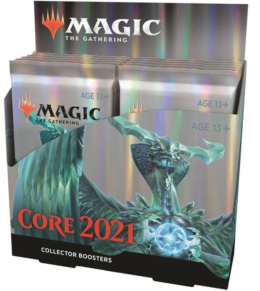 MTG Core Set 2021 Collector Booster Box