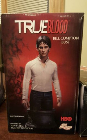 Bill Compton Bust (True Blood) (DC Unlimited)