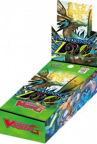 Cardfight Vangurad G-EB02 The Awakening Zoo booster box