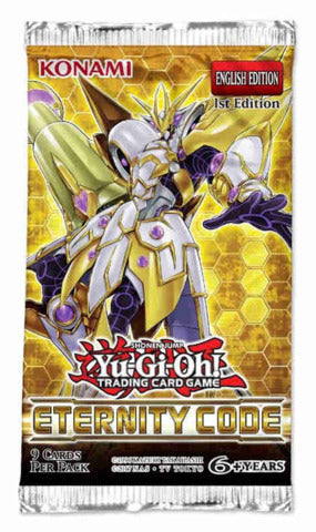Yugioh- Eternity Code Booster | SKYFOX GAMES