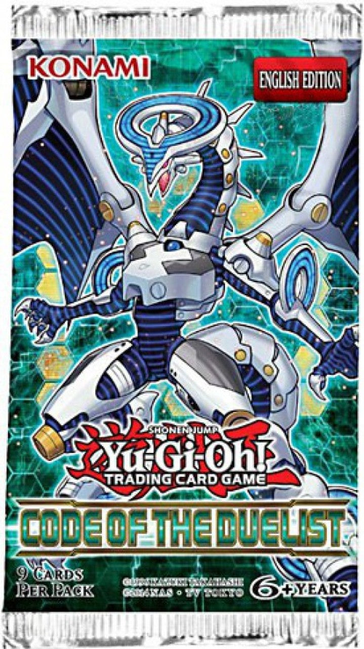 Code of the Duelist Unlimited Booster Pack | SKYFOX GAMES