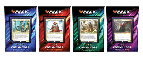 MTG Commander 2019 Deck Bundle
