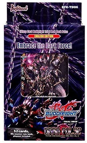 Future Card Buddyfight Dark Pulse Trial Deck | SKYFOX GAMES