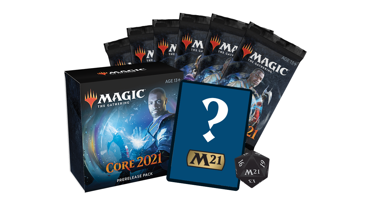MTG - Core Set 2021 - Pre-Realese Pack | SKYFOX GAMES