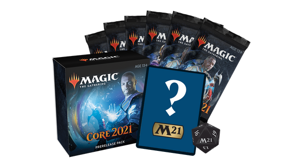 MTG - Core Set 2021 - Pre-Realese Pack